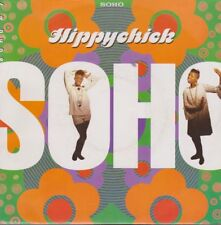 "7"" Soho Hippychick / Taxi 1990 Warner Atco Records (RAP) Near Mint!"