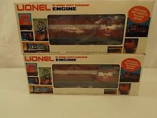 O Lionel #8866 & 8867 M&St.L GP9 diesel engines in original boxes