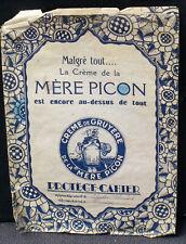 Protège cahier Mère Picon VG