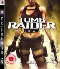 Tomb Raider: Underworld (PS3) VideoGames