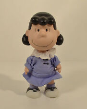 "2000 Lucy 6"" Limited Ceramic Hallmark Figure Peanuts Gang Charlie Brown Snoopy"