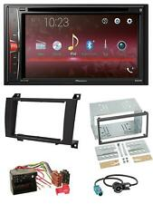 Pioneer DVD CD Bluetooth USB MP3 2DIN Autoradio für Mercedes SLK R171 2004-2011