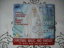 THE DAILY MAIL PROMO DVD FILM - SNOW QUEEN - CHILDRENS FANTASY ADVENTURE