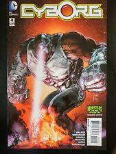 Cyborg #4b (2015 Dc Comics) ~ Vf/Nm Comic Book