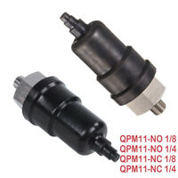 """1/8 '' 1/4"""" einstellbare QPM11-NC QPM11-NO Druckschalter-Draht-Außengewindedüse"""