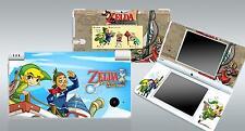Zelda Vinyl Decal Skin Sticker Cover for Nintendo DSi NDSi