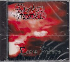 CD Deviated Presence `Eerie Sphere` Neu/New/OVP Metal