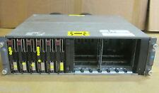 HP StorageWorks 14-Bay Storage Array With 6 FC Hard Disc Drives P/N AD542A
