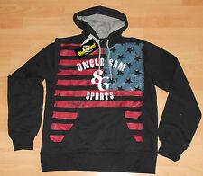 Uncle Sam Damen Pullover Gr. M Sweatshirt NEU Bodybuilding Sweat Shirt Pulli