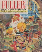 (C#4001) 1962 FULLER BRUSH COMPANY department store catalog CHRISTMAS