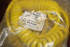 Tpc Wire and Cable 98252, 4 pole, 2'-10', 16/4, New