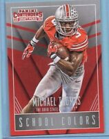 2016 Panini Contenders Rookie Insert Michael Thomas #6 New Orleans Saints INV092