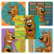 """25 Scooby Doo Ruh Roh! Stickers, 2.5""""x2.5"""" each, Party Favors"""