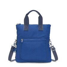 Kipling Shoulder Bag ELEVA Detachable Strap in WAVE BLUE SS20  RRP £83