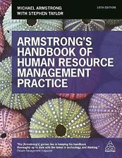 ARMSTRONG'S HANDBOOK OF HUMAN RESOURCE MANAGEMENT PRACTICE - ARMSTRONG, MICHAEL/