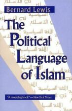 The Political Language of Islam (Exxon Lecture Series) Lewis, Bernard Paperback