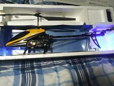 Used large  rc helicopter electric