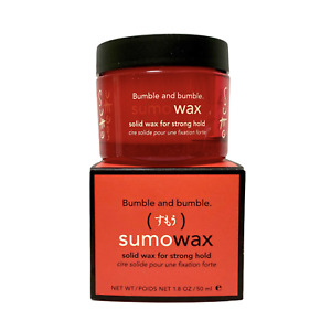 Bumble and Bumble SUMO WAX Sumowax Hair Strong Hold 1.8 oz Discontinued NEW