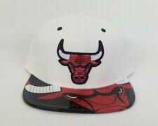 NEW Mitchell & Ness NBA Chicago Bulls snapback Adjustable Hat Cap