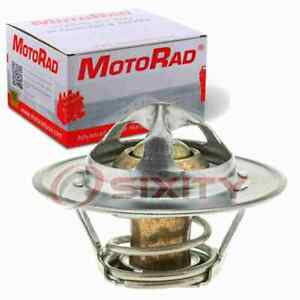 MotoRad Engine Coolant Thermostat for 1967-1981 Morgan 4 4 Cooling Housing nh