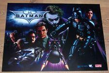 Stern Batman The Dark Knight Pinball Machine Translite 830-52A3-00 NOS Free Ship