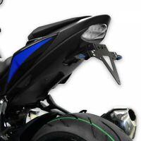 Kennzeichenhalter Heckumbau Suzuki GSX S 750 verstellbar adjustable tail tidy