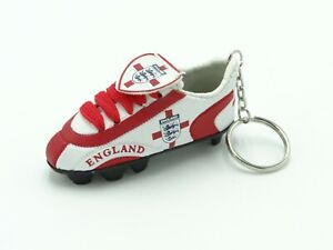 High Quality Country Flag Mini Soccer Shoe Cleats Boots Keychain Key chains -New