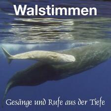Walstimmen, 1 Audio-CD