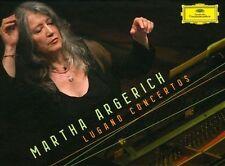 Lugano Concertos (CD, Sep-2012, 4 Discs, Martha Argerich