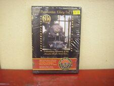 Pocahontas Glory Vol 1 DVD Herron Rail Video N&W Steam Columbus Kenova Abingdon