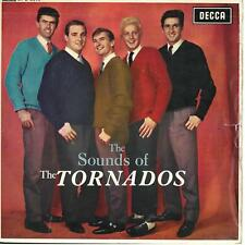 "The Tornados The Sounds Of The Tornados UK 45 7"" EP +Picture Sleeve"