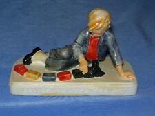 Sebastian Miniature Figurine Switching The Freight