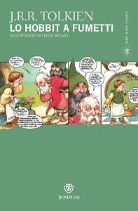 Lo Hobbit a fumetti o La riconquista del tesoro - Tolkien John R. R.