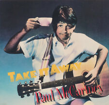 PAUL McCARTNEY Take It Away / I'll Give You A Ring 45 NM Unplayed New Old Stock