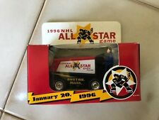 1996 NHL All Star Game Diecast Miniature Zamboni - Boston, MA - 1:50 scale