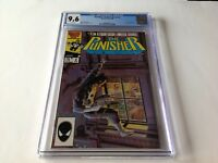 PUNISHER LIMITED SERIES 4 CGC 9.6 WHITE PAGES JIGSAW APPEARANCE MARVEL COMICS