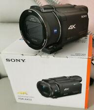 Sony FDR-AX53, neu vom 24.07.2020