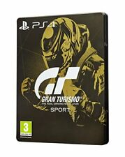 Sony Ps4 Gran Turismo Sport Steelbook 9830757