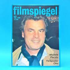 DDR Filmspiegel 12/1989 Otto Waalkes Michele Placido Karin Gregorek J. Gilbert J