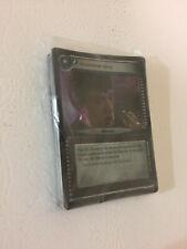 STAR TREK CCG : GENESIS COLLECTION 27-CARD FOIL SET MINT