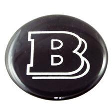 BRABUS Sticker wheel center cap emblem logo 60 mm. 1set (4pcs)