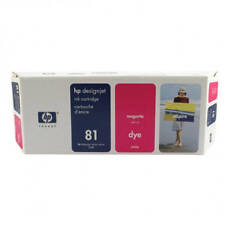 hp 81 c4932a magenta ink cartridge Designjet *Expired* - FREE NEXT DAY DELIVERY!