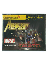 Avengers Everybody Wants To Rule The World Audio Book GraphicAudio 6 Hours 6 CDs