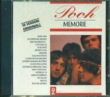 Pooh - Memorie Vol. 2 Cd Perfetto