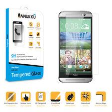 Pellicola Vetro Temperato Anukku Slim 0.26mm Protettiva Display Per HTC One M8