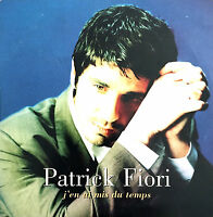 Patrick Fiori CD Single J'en Ai Mis Du Temps - France (VG+/M)