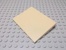 Lego 1 Schrägstein Rampe 10 Grad tan beige 6x8   4515 Set 7296 7297 7475 7476