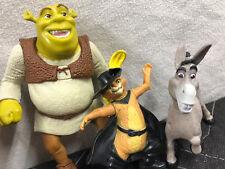 Stern Shrek Pinball Machine Playfield Plastic Figures Donkey Puss in Boots