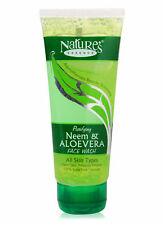 Nature's Essence Neem Aloe Vera Face Wash 50ml free shipping
