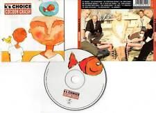 "K'S CHOICE ""Cocoon Crash"" (CD) 1998"